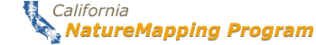 NatureMapping logo
